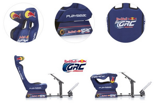 PLAYSEAT EVOLUTION RED BULL GRC | Abaco
