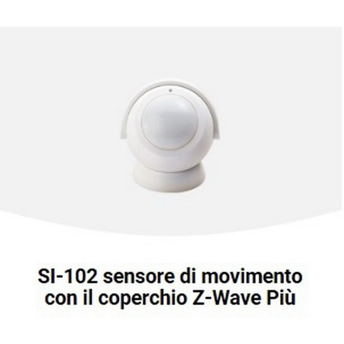AIRLIVE SI-102-ETSI SENSORE MOVIMENTO CON COPERCHIO Z-WAVE PLUS