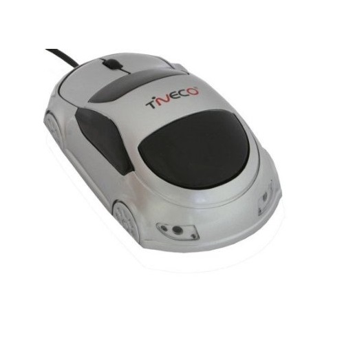 Tiveco mouse ``car`` usb silver