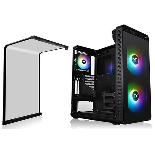 THERMALTAKE CASE MID TOWER VIEW 37 ARGB EDITION   Abaco