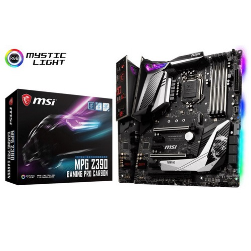 Scheda Madre msi z390 gaming pro carbon