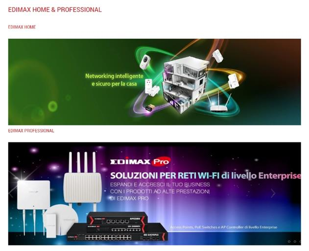 edimax home and pro