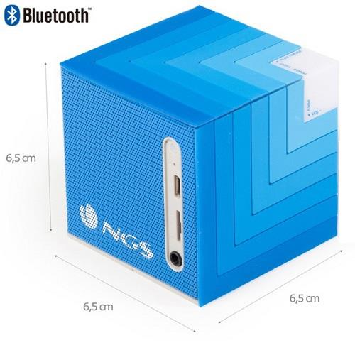 ROLLER CUBE BLUE
