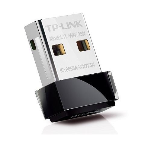 TP-LINK 150MBps WIR. N NANO USB ADAPTER