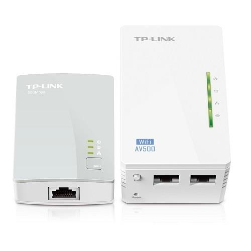 TP-LINK AV500KIT WIFI POWERLINE EXTENDER